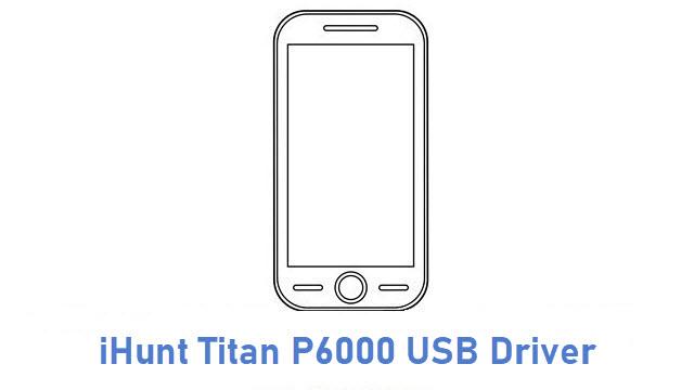 iHunt Titan P6000 USB Driver