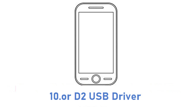 10.or D2 USB Driver