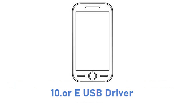 10.or E USB Driver