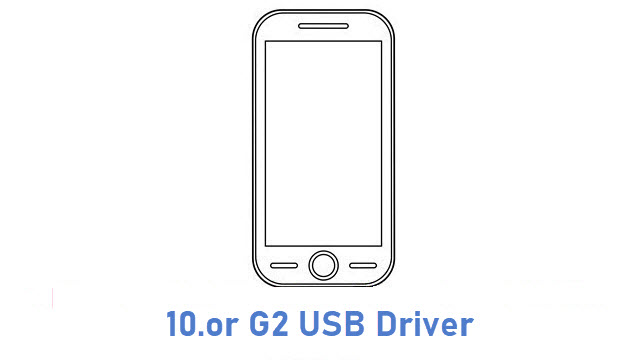 10.or G2 USB Driver