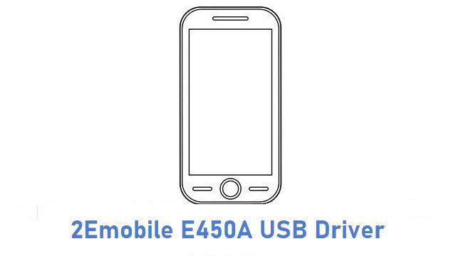 2Emobile E450A USB Driver