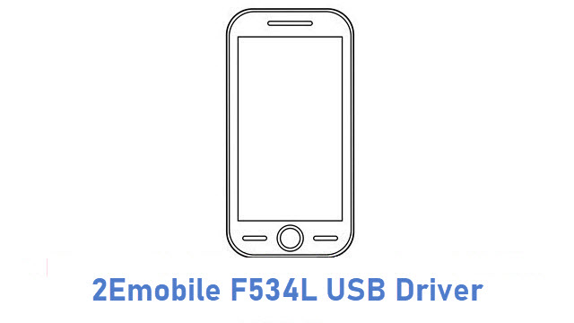 2Emobile F534L USB Driver