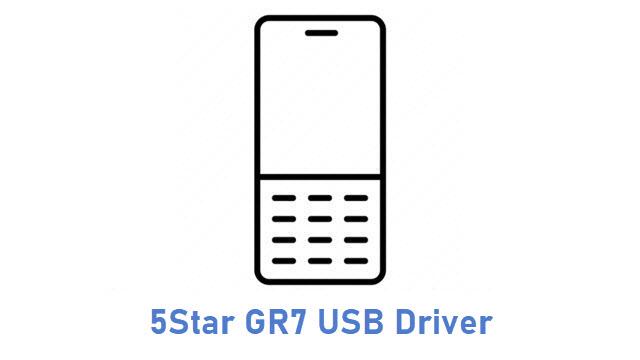 5Star GR7 USB Driver