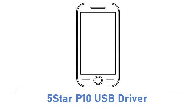 5Star P10 USB Driver