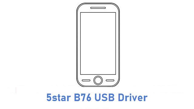 5star B76 USB Driver