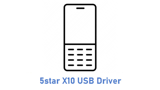 5star X10 USB Driver