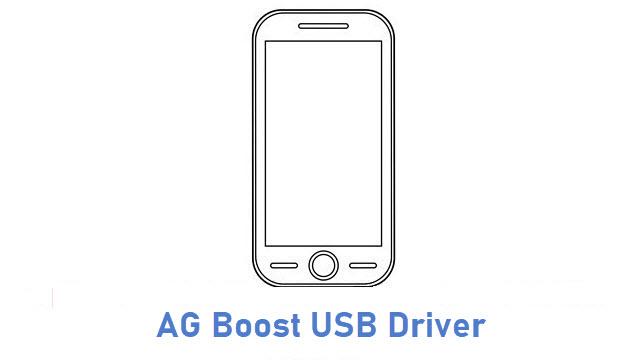 AG Boost USB Driver