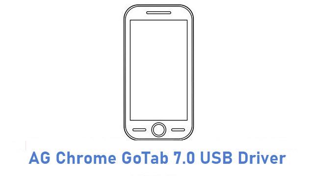 AG Chrome GoTab 7.0 USB Driver