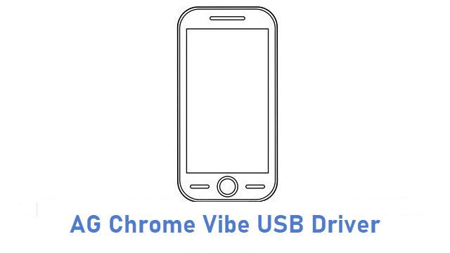 AG Chrome Vibe USB Driver