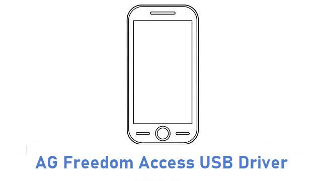AG Freedom Access USB Driver