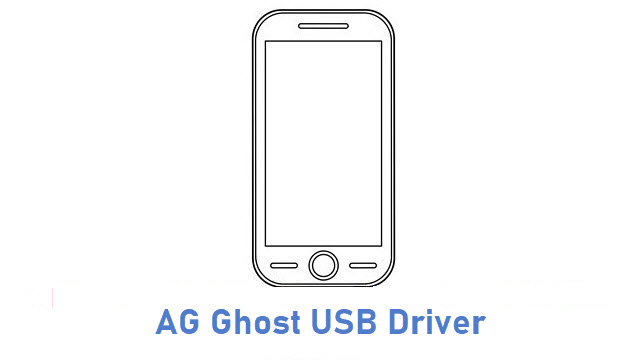 AG Ghost USB Driver
