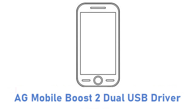 AG Mobile Boost 2 Dual USB Driver