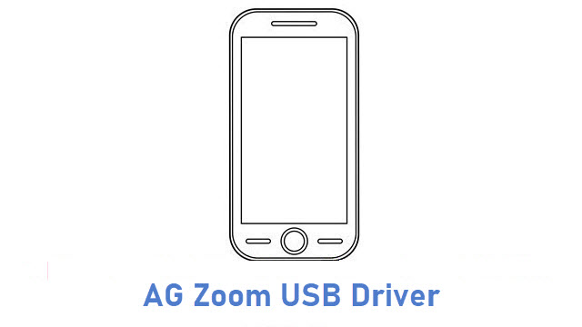 AG Zoom USB Driver