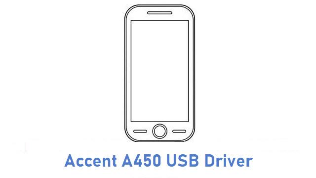 Accent A450 USB Driver