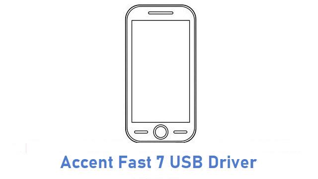 Accent Fast 7 USB Driver