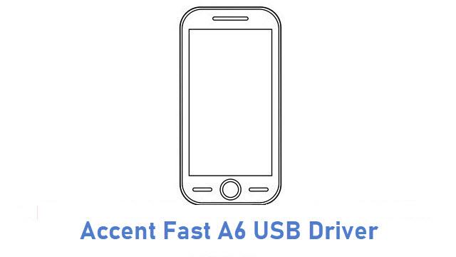 Accent Fast A6 USB Driver