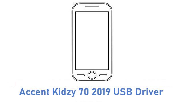 Accent Kidzy 70 2019 USB Driver