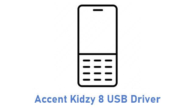 Accent Kidzy 8 USB Driver