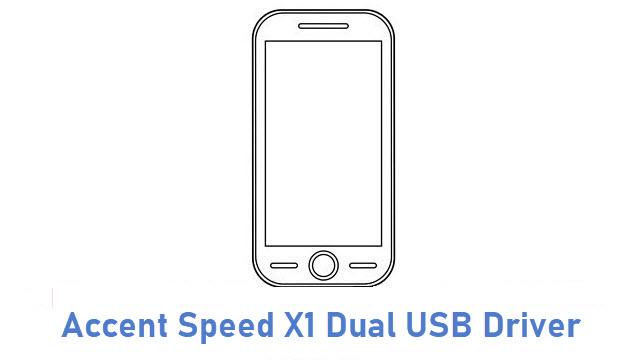 Accent Speed X1 Dual USB Driver