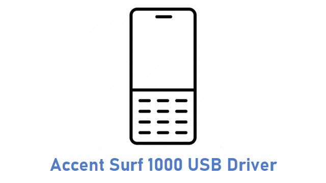 Accent Surf 1000 USB Driver