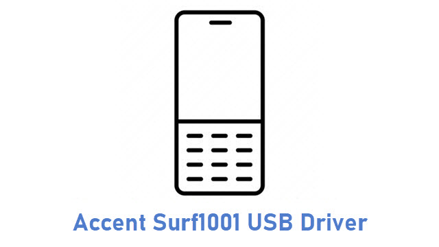 Accent Surf1001 USB Driver