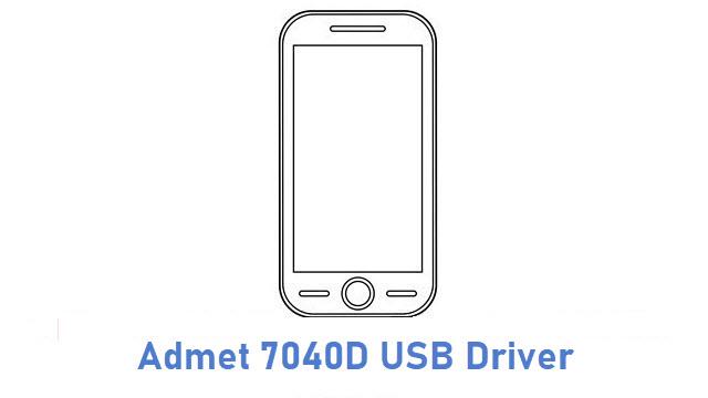 Admet 7040D USB Driver