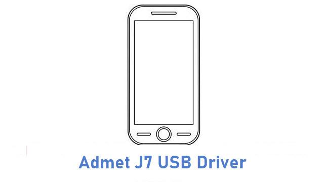 Admet J7 USB Driver