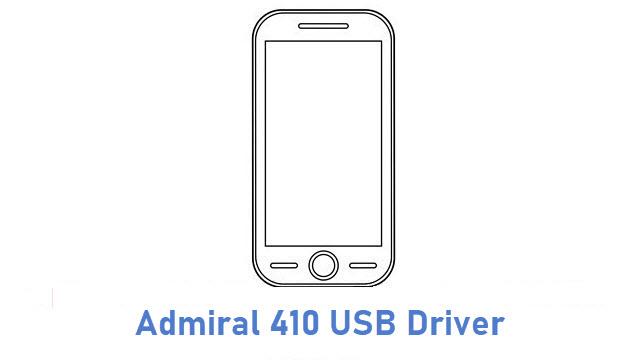 Admiral 410 USB Driver