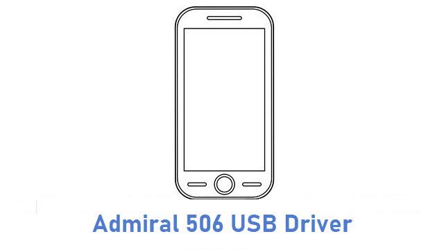 Admiral 506 USB Driver