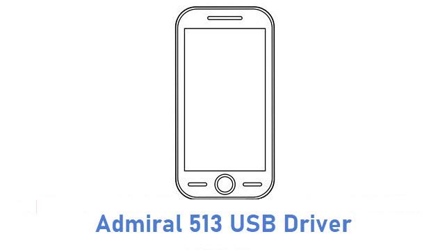 Admiral 513 USB Driver