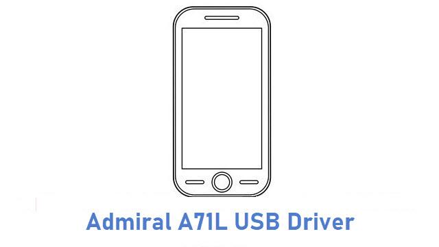 Admiral A71L USB Driver