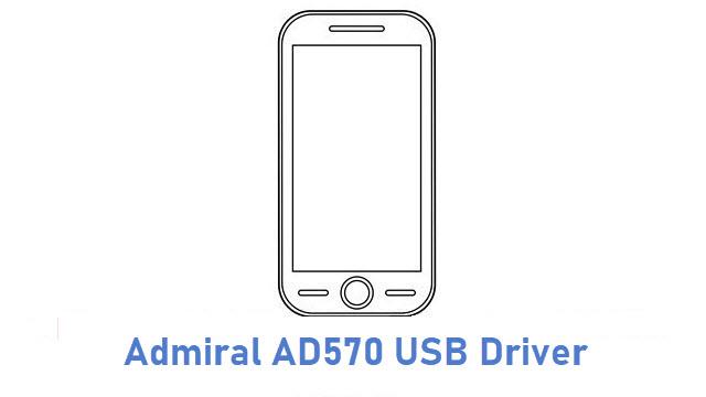 Admiral AD570 USB Driver