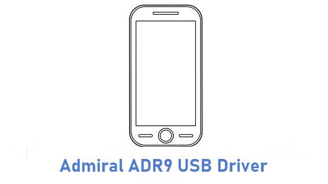 Admiral ADR9 USB Driver