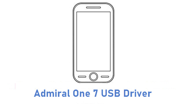 Admiral One 7 USB Driver
