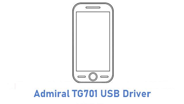 Admiral TG701 USB Driver