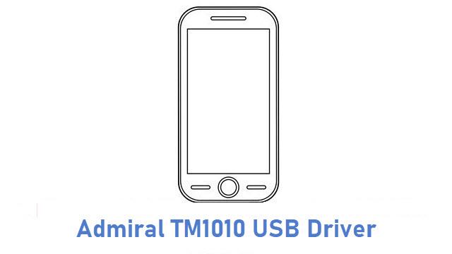 Admiral TM1010 USB Driver