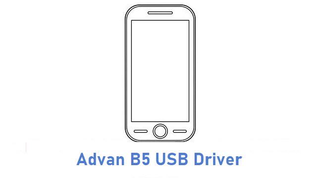 Advan B5 USB Driver