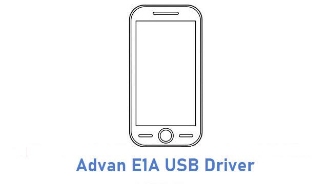 Advan E1A USB Driver