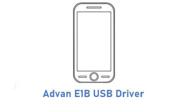 Advan E1B USB Driver