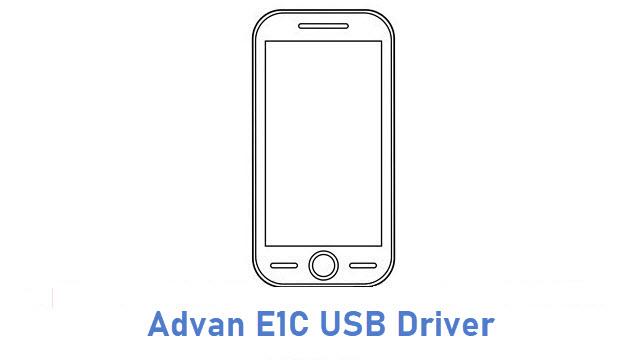 Advan E1C USB Driver