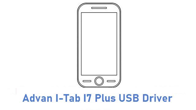 Advan I-Tab I7 Plus USB Driver