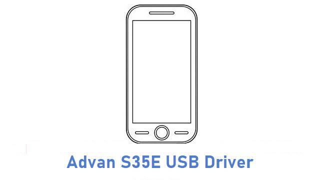 Advan S35E USB Driver
