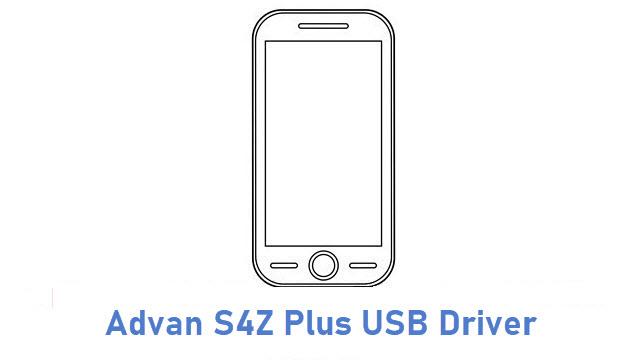 Advan S4Z Plus USB Driver