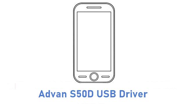 Advan S50D USB Driver