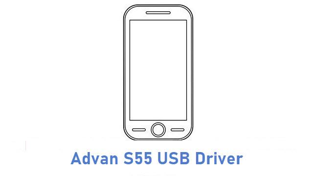 Advan S55 USB Driver