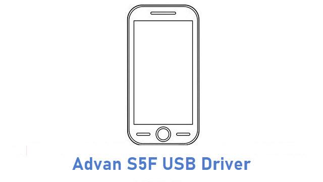 Advan S5F USB Driver