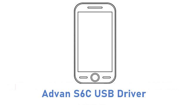 Advan S6C USB Driver