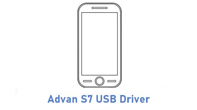 Advan S7 USB Driver