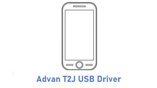 Advan T2J USB Driver