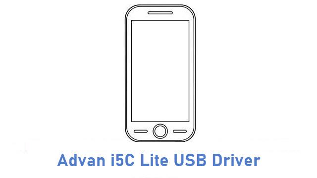 Advan i5C Lite USB Driver
